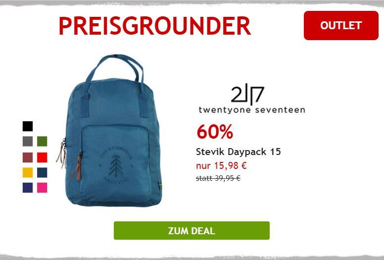 60% auf 2117 of Sweden Daypack